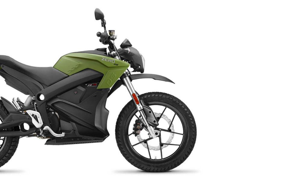 Zero Motorcycles' 2018 e-bike lineup offers 6x faster charging