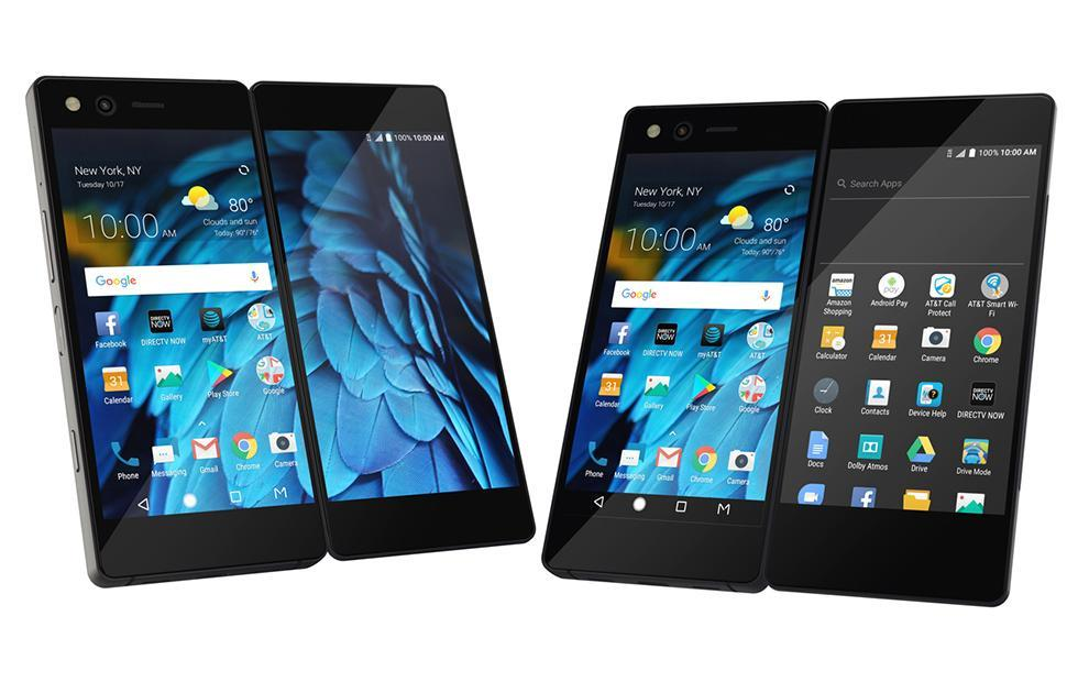 ZTE Axon M dual-display phone arrives at AT&T on November 1