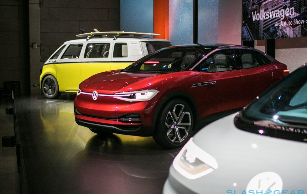 VW I.D. CROZZ Concept Gallery