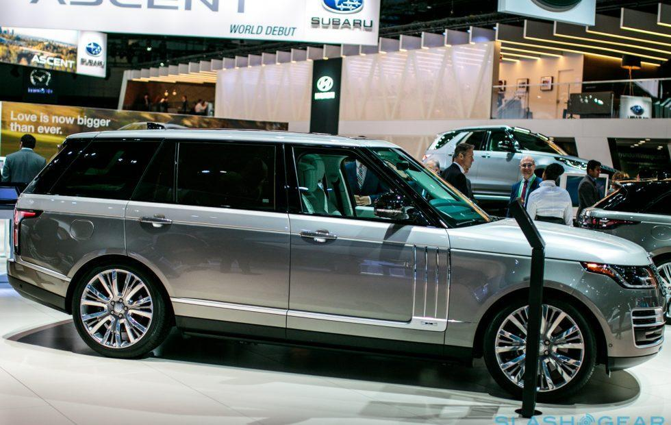 2018 Range Rover SVAutobiography is $200k+ of luxe SUV