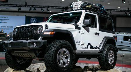 2018 Jeep Wrangler Gallery