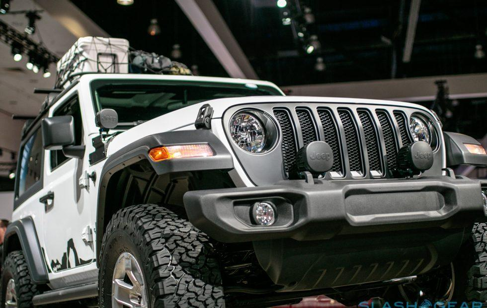 The 2018 Jeep Wrangler is pitch-perfect: First Look