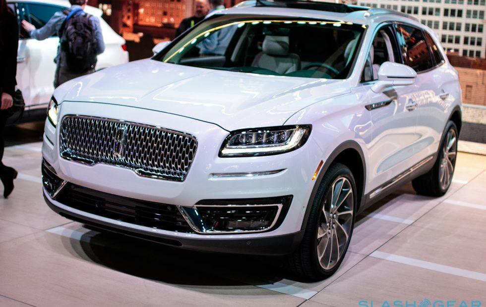 2019 Lincoln Nautilus Gallery