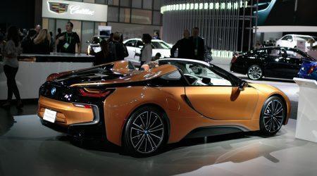 2019 BMW i8 Gallery