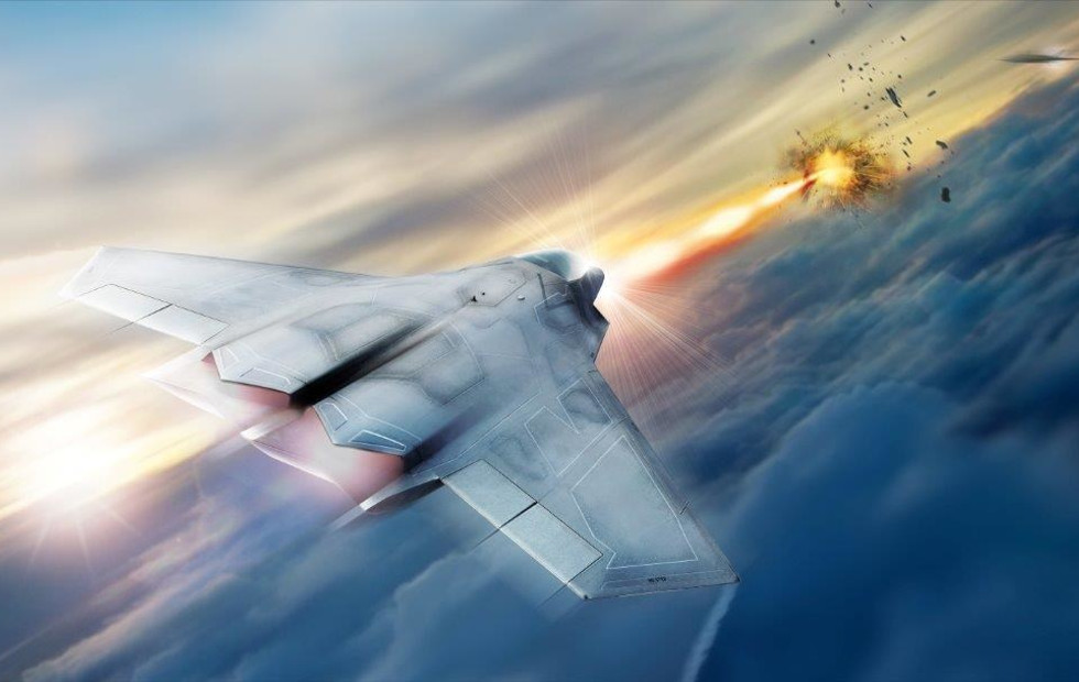 Lockheed Martin contract will make sci-fi aerial laser fights a reality