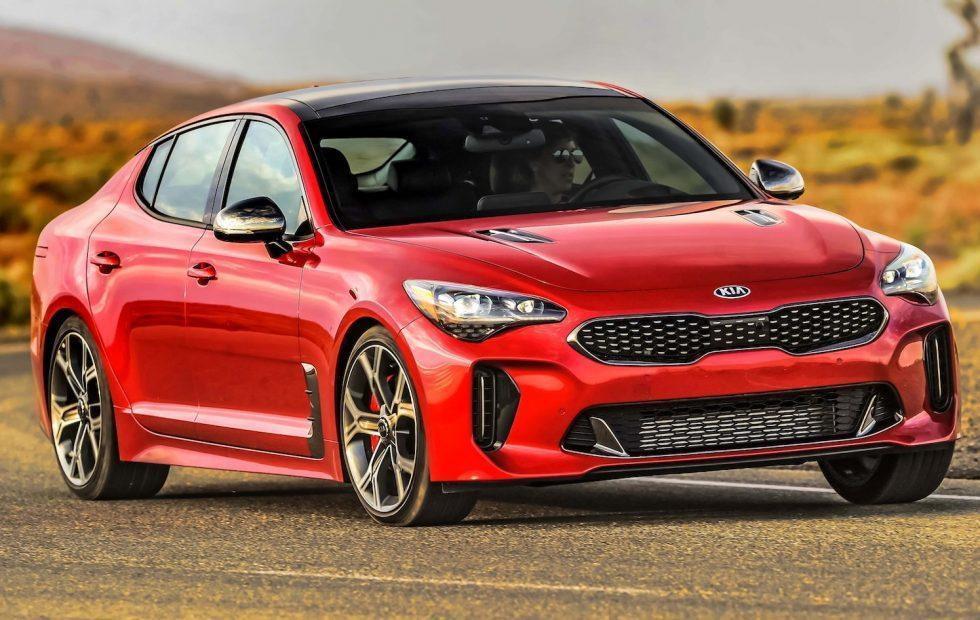 2018 Kia Stinger pricing revealed, and we're surprised