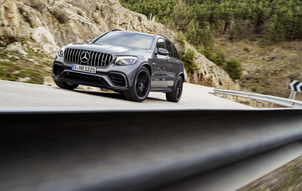 2018 Mercedes-AMG GLC63 S 4MATIC+ First Drive: SUV royalty