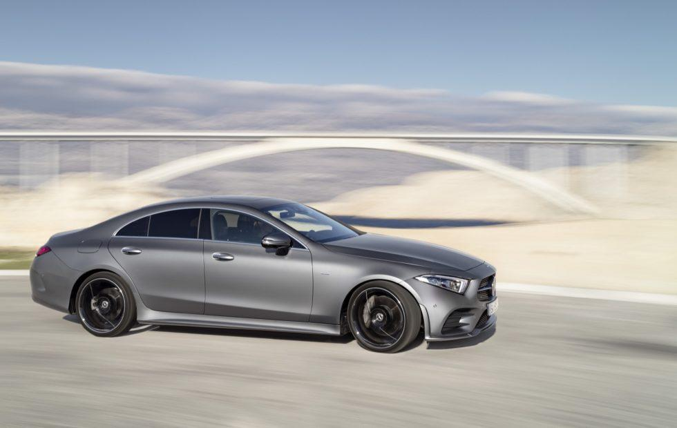 2019 Mercedes Benz Cls Gallery
