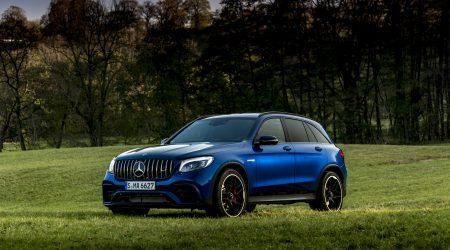 2018 Mercedes-AMG GLC 63 S 4MATIC+ Gallery