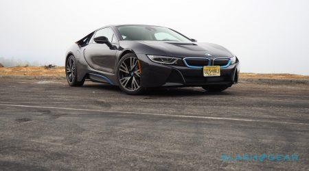 2017 BMW i8 Gallery
