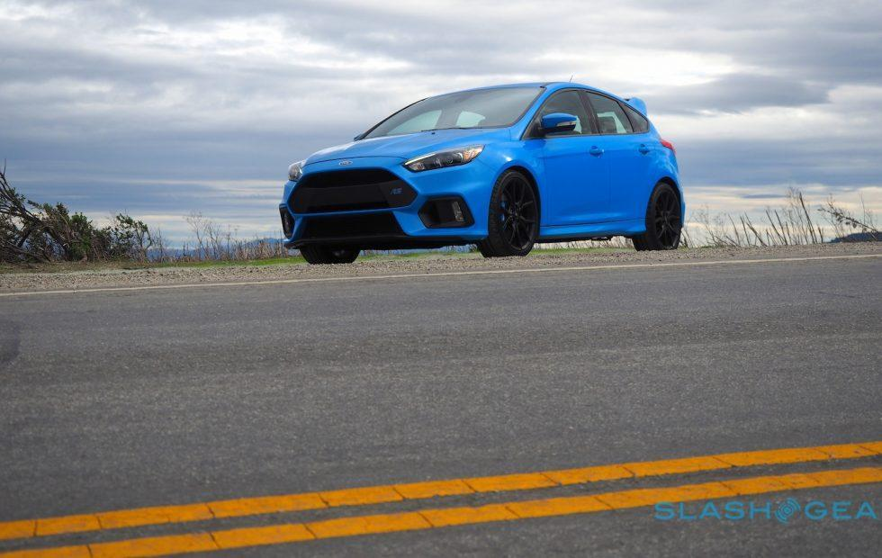 2017 Ford Focus RS Review: Sideways seduction