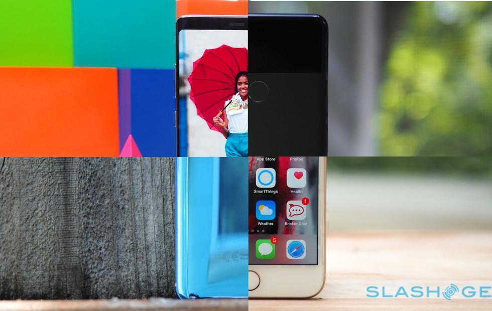 7 best premium smartphones of 2017