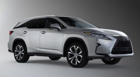2018 Lexus RX L Gallery
