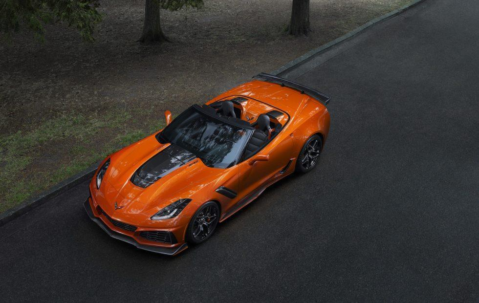 2019 Chevrolet Corvette ZR1 gallery