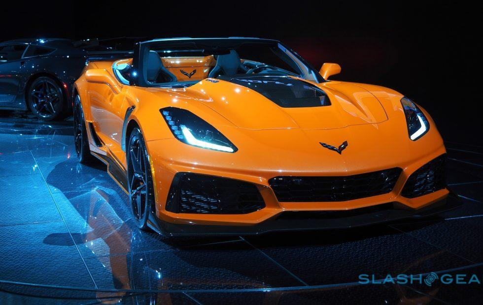 2019 Corvette ZR1 Convertible First Look: Chevy melts some faces