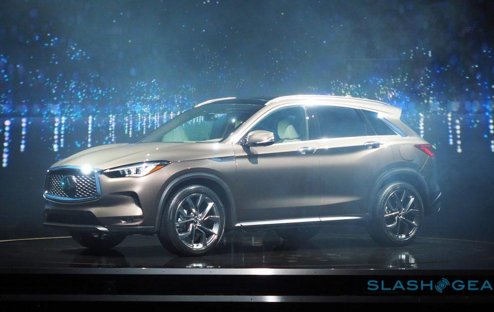 2019 Infiniti QX50 revealed with a world's-first engine