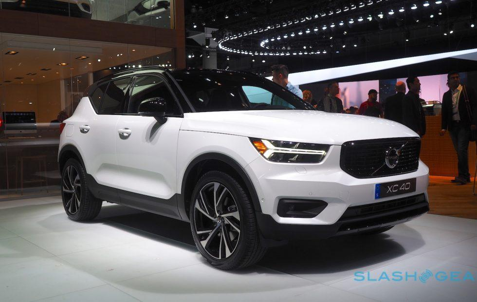 Care by Volvo priced for 2019 XC40 car subscriptions