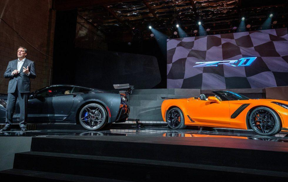 2019 Corvette ZR1 pricing announced with 755hp ZR1 Convertible