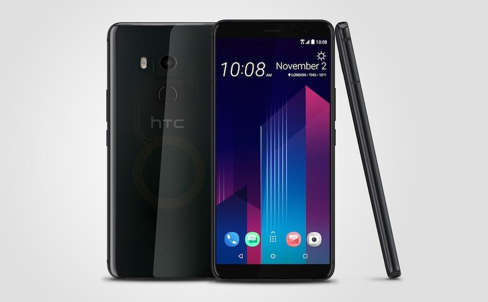 HTC U11+ official: 6″ translucent-backed Oreo, but bad news for US