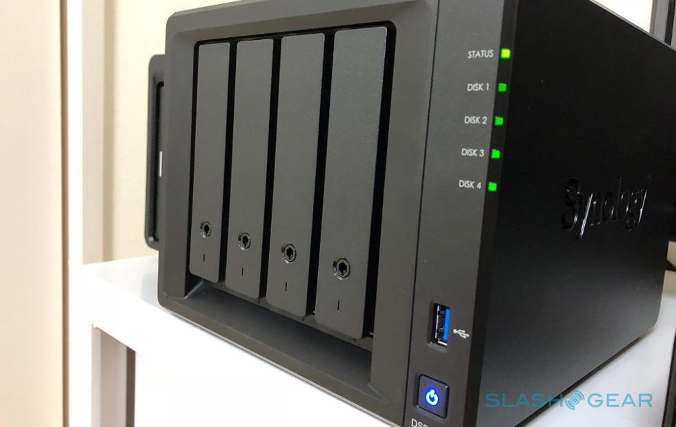 Synology DS918+ NAS Review