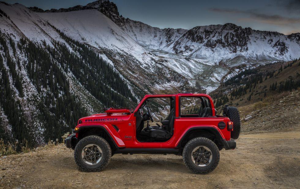 2018 Jeep Wrangler strikes a rugged tech balance