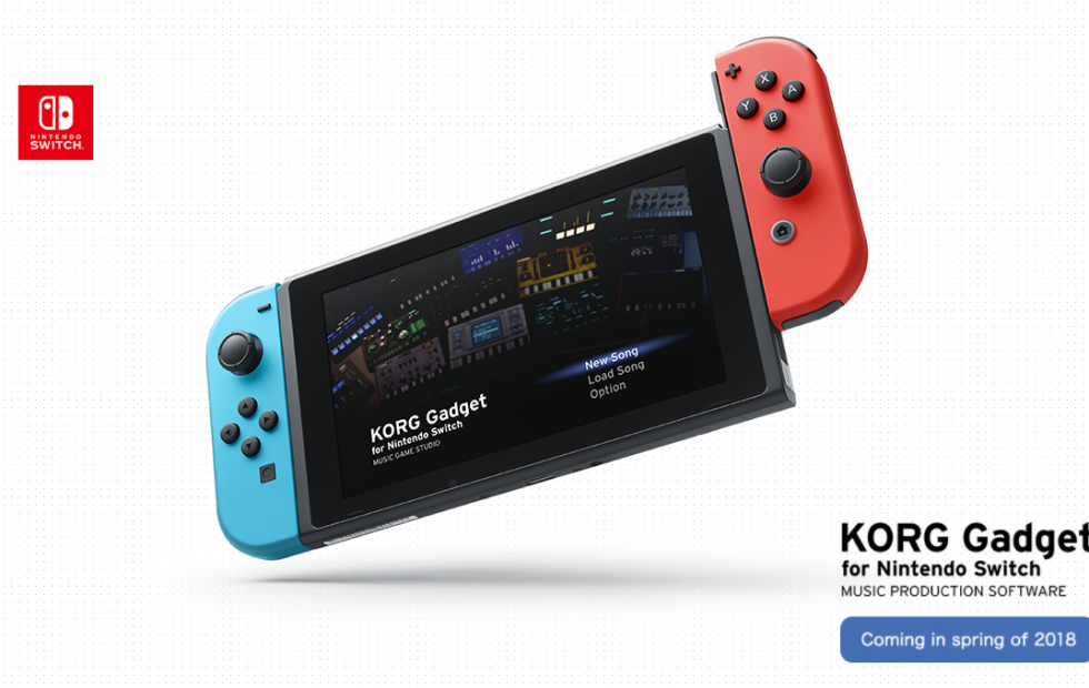 Nintendo Switch Korg app proves it's more than just a game