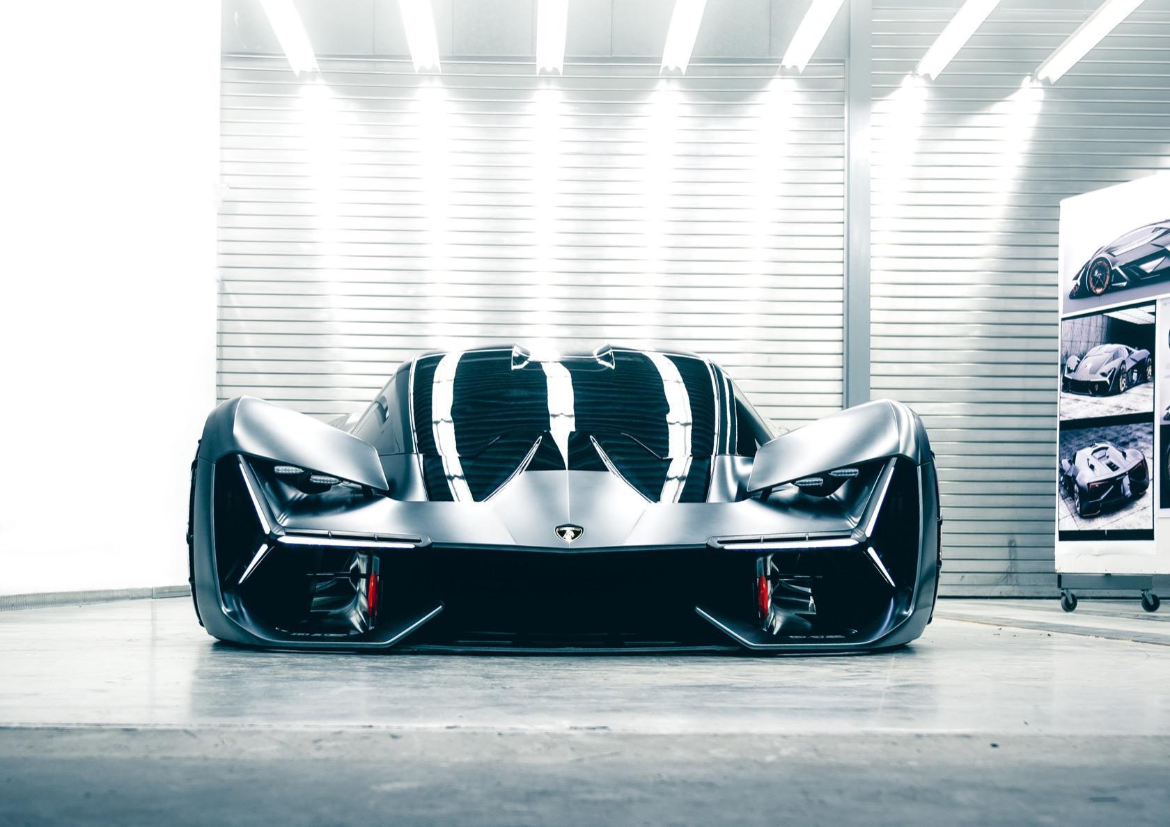 Lamborghini Terzo Millennio The Raging Bull Goes Electric Slashgear