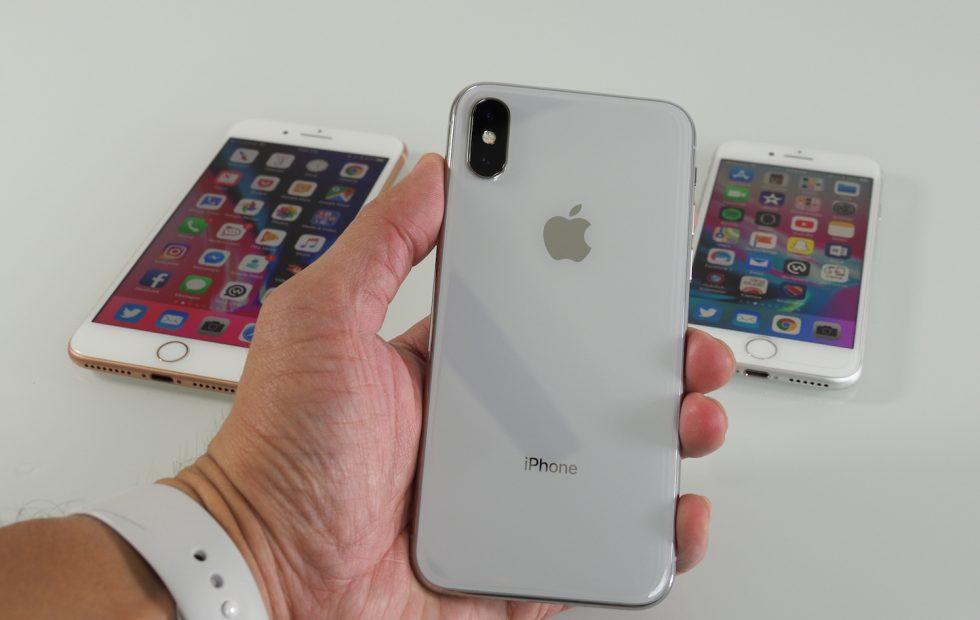 iPhone X profit margin higher than 8, Galaxy S8, Huawei Mate 10