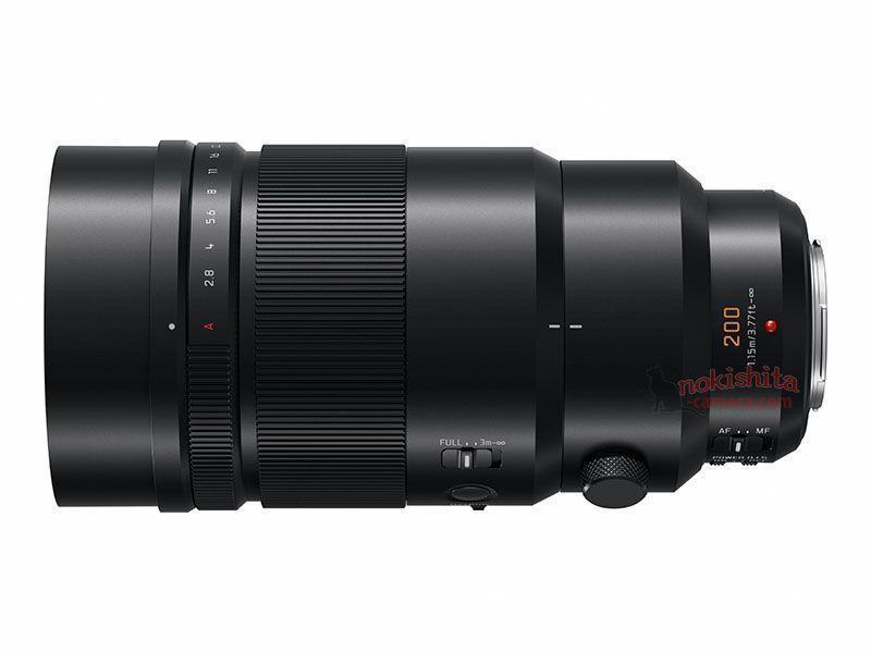 Panasonic Lumix G9 leaked with Leica 200 mm lens - SlashGear