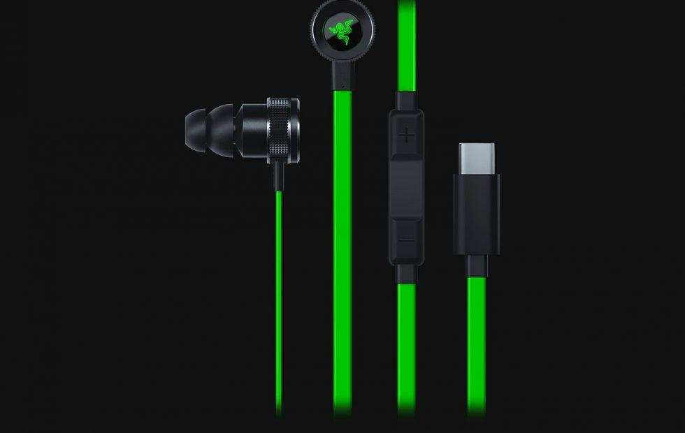 Razer Hammerhead earbuds get USB-C just in time for Razer Phone