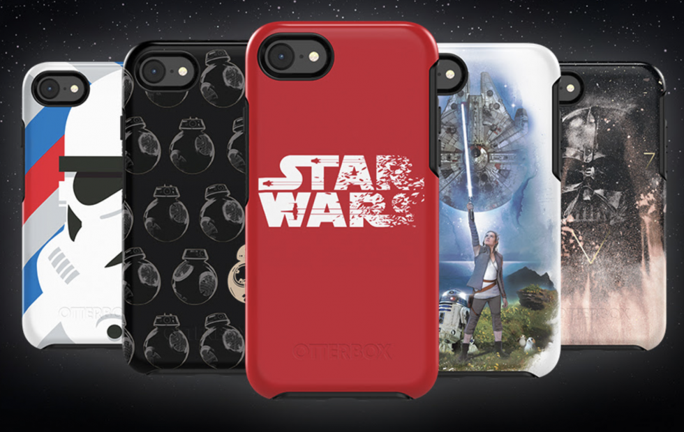Star Wars x Otterbox portends The Last Jedi