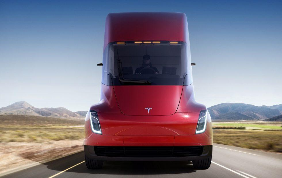The Tesla Semi already has some big-name reservations