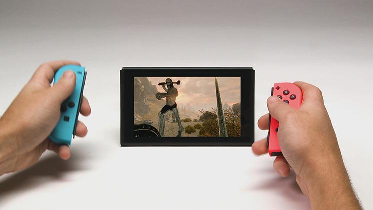 Should you buy Skyrim on Nintendo Switch? - SlashGear