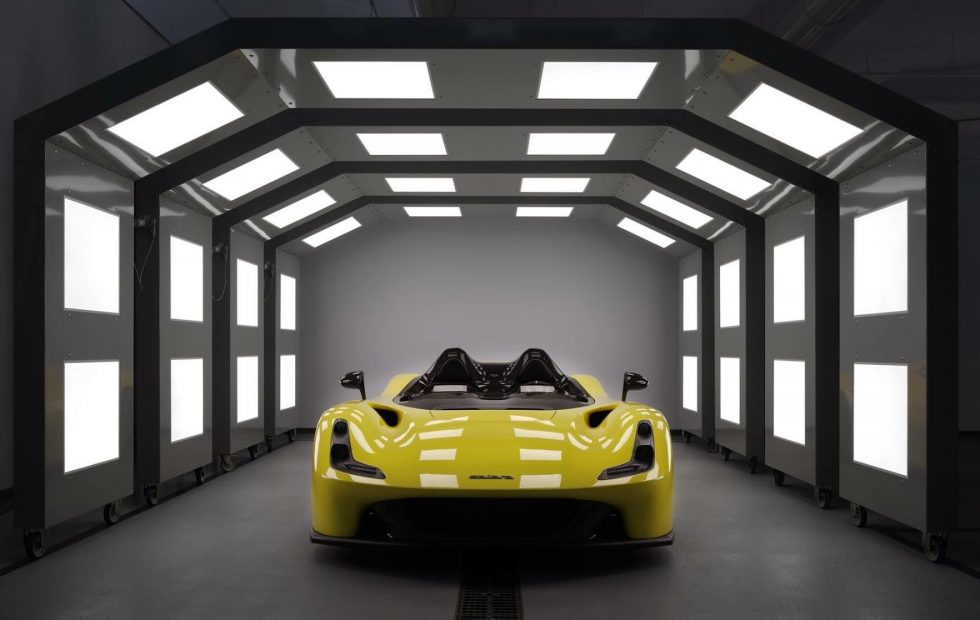The Dallara Stradale promises to be an epic roadster