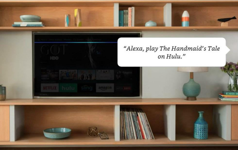 Fire TV gets Alexa control for Hulu, CBS, NBC, Showtime, and PlayStation Vue