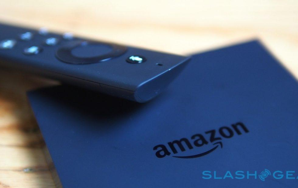 Amazon Fire TV Silk browser support officially arrives