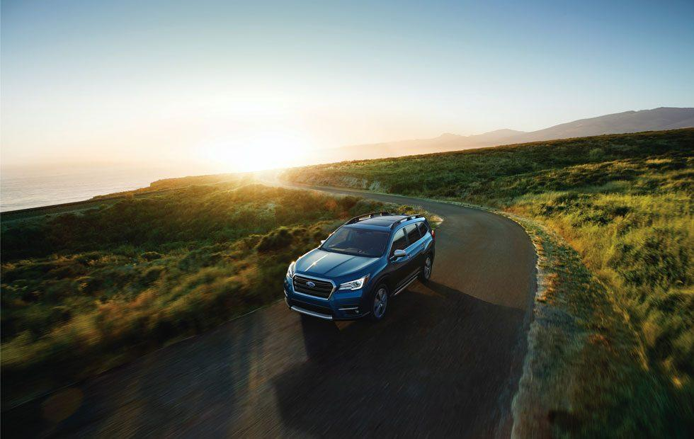 2019 Subaru Ascent 3-row SUV gets official