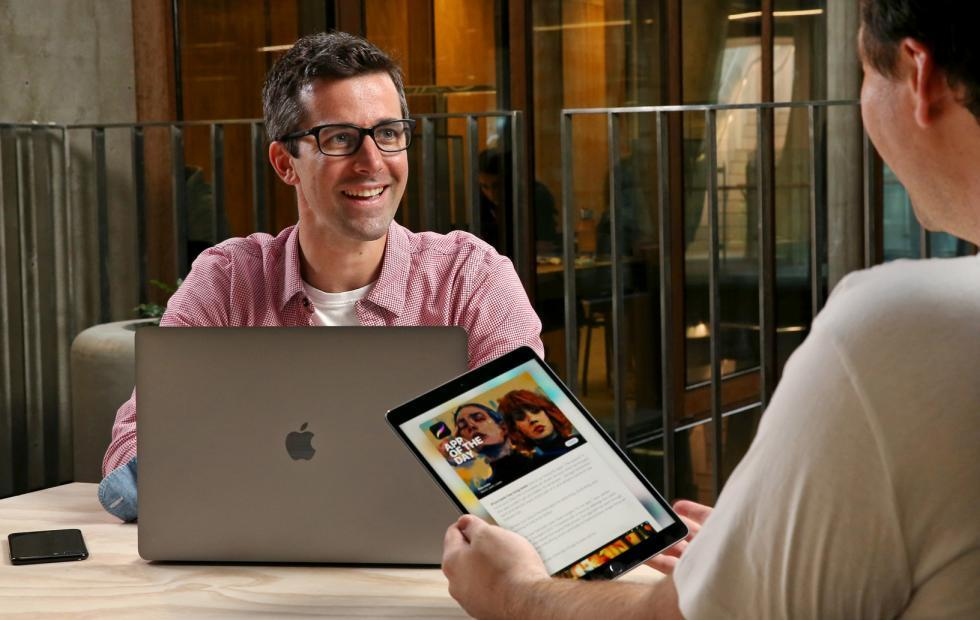 Apple now has a fully-year app dev course in 20 universities