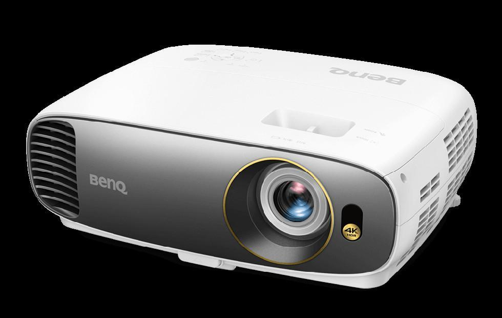 BenQ CineHome HT2550 plunges into the 4K HDR projector market