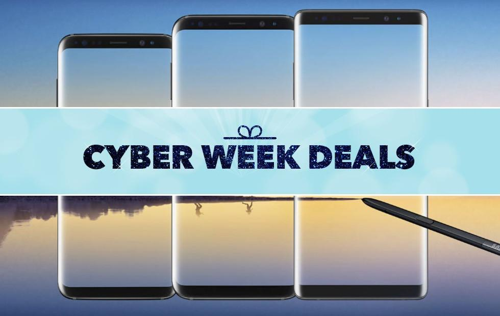 Best Buy welcomes Cyber Monday with Galaxy Note 8, Google Home Mini deals