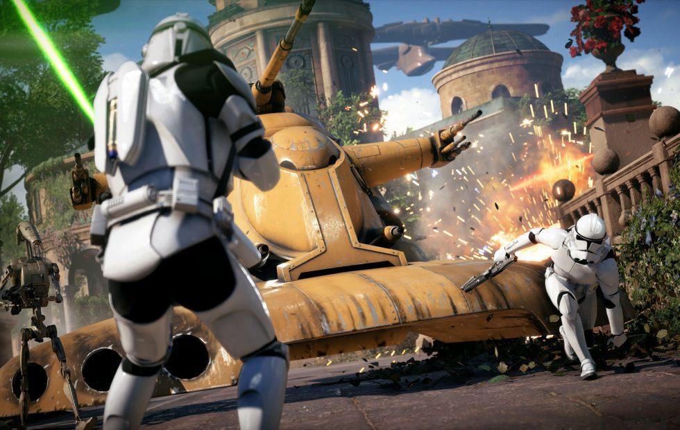 Battlefront 2: Today's Reddit war with EA