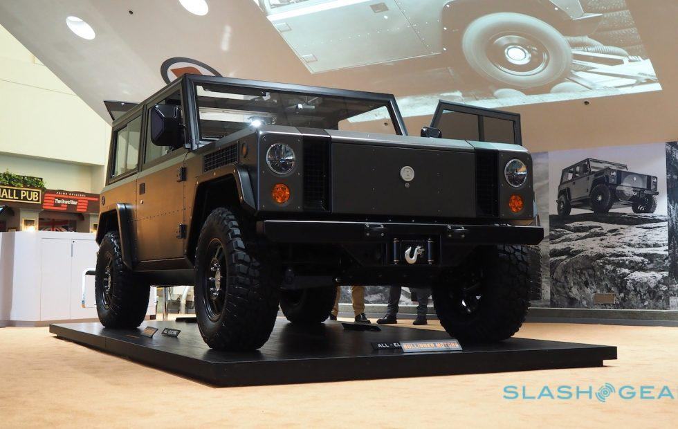 5 ways the Bollinger B1 is the 21st Century's electric Defender