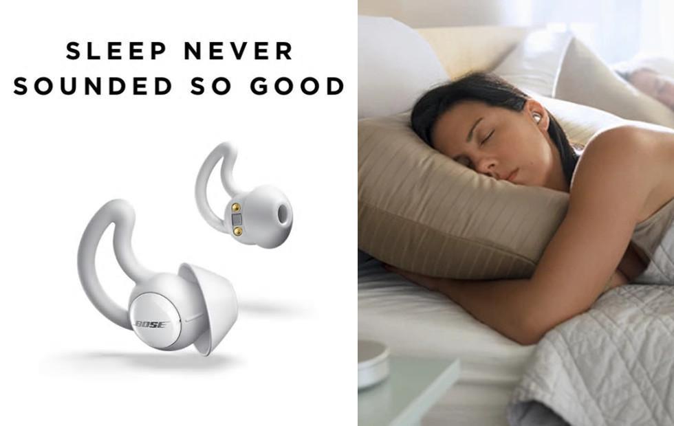 Bose puts Noise-Masking Sleep buds to the Indiegogo test
