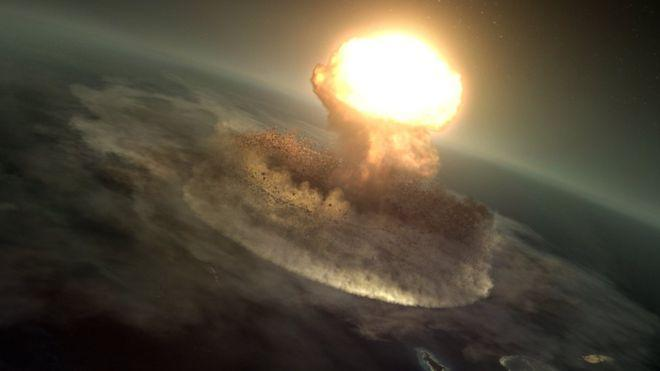 Dinosaurs could have survived if asteroid had hit another location on Earth