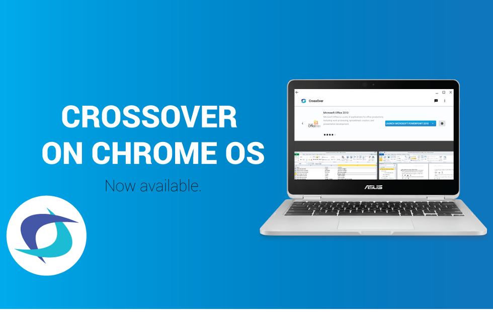 CrossOver on Chrome OS lets you run Windows apps on Chromebooks