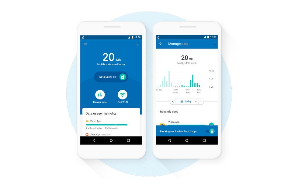 Google Datally Android app gives fine-grained mobile data control