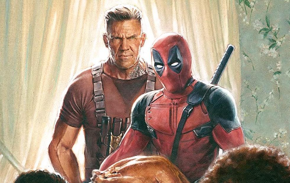 Deadpool 2 Trailer: Bob Ross, Cable, Domino