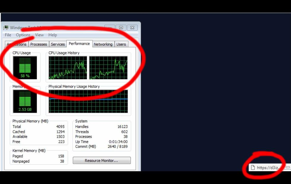 Browser-based drive-by cryptomining keeps running even when closed