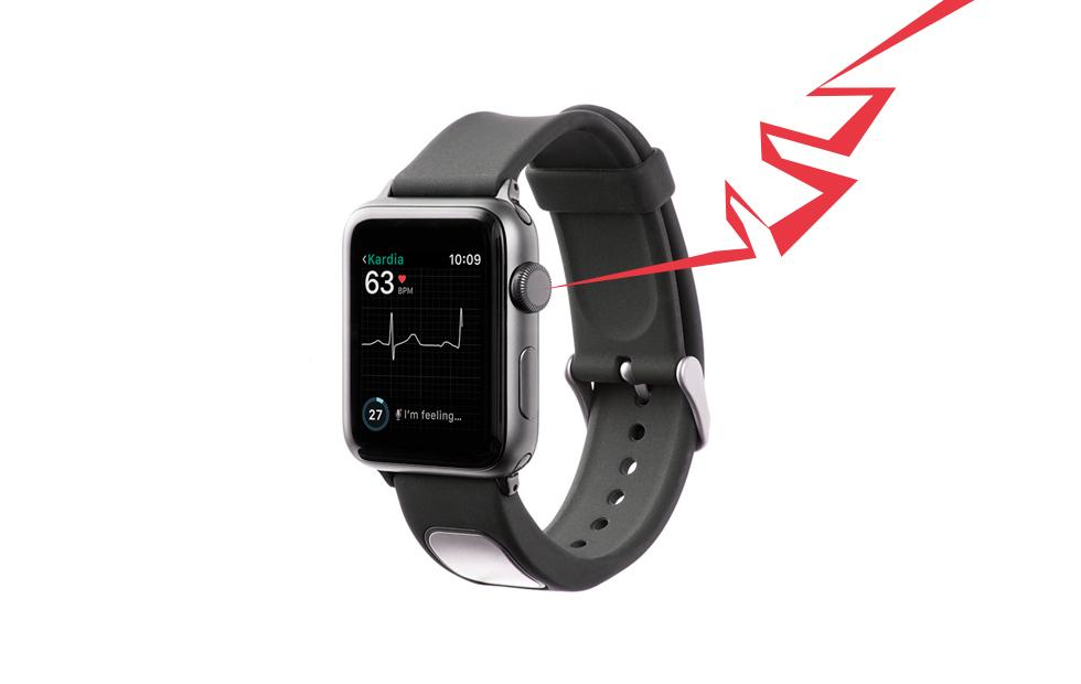 FDA approval of Apple Watch medical accessory is world's first