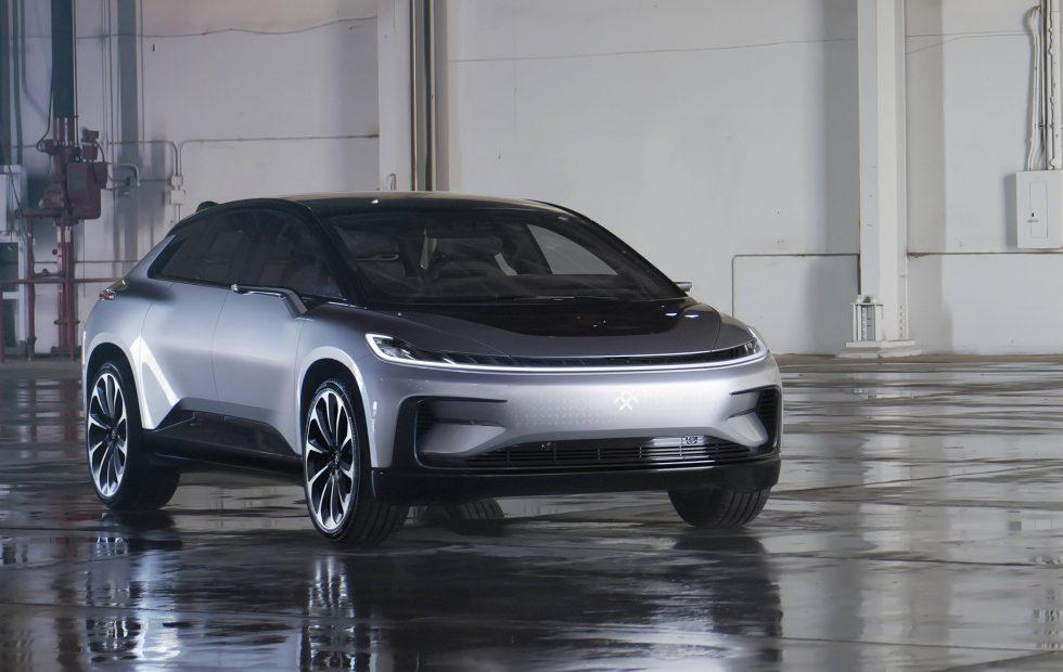Faraday Future's EV plans are floundering as execs jump ship